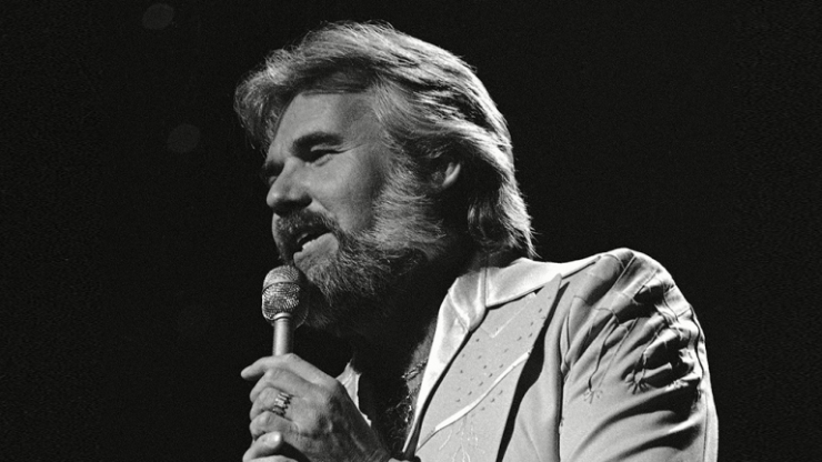 Kenny Rogers 1977, Nashville, USA